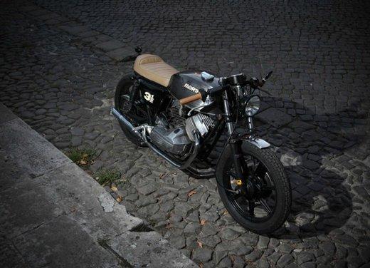 Moto Morini 3 1/2 by Emporio Elaborazioni Meccaniche - Foto 9 di 25