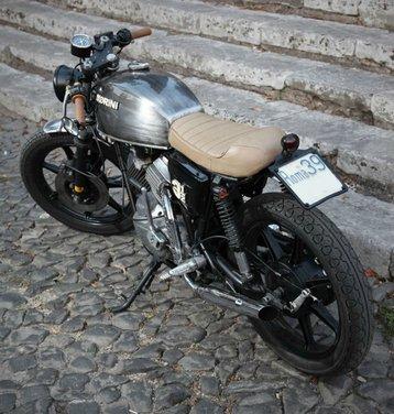 Moto Morini 3 1/2 by Emporio Elaborazioni Meccaniche - Foto 10 di 25