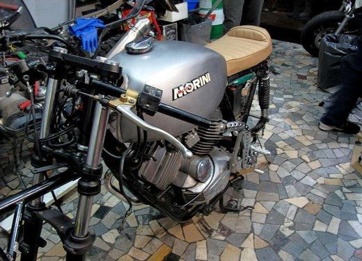 Moto Morini 3 1/2 by Emporio Elaborazioni Meccaniche - Foto 18 di 25