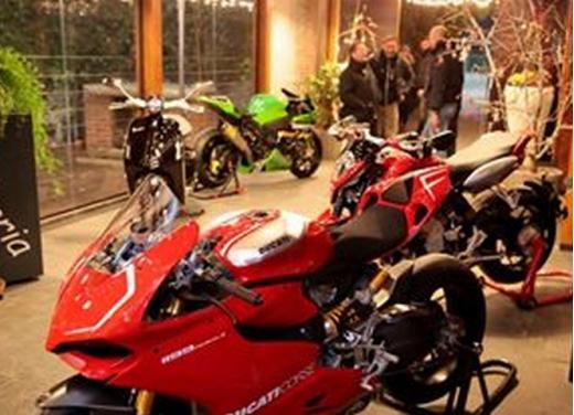 Motoclub Pompone, il club della moto italiana - Foto 8 di 13