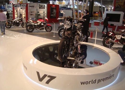 Nuova Moto Guzzi V7 - Foto 4 di 29
