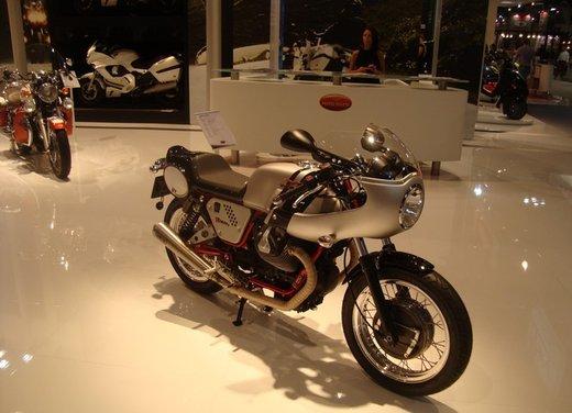 Nuova Moto Guzzi V7 - Foto 2 di 29