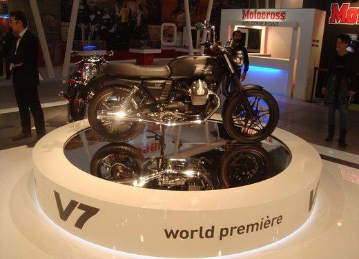 Tutte le foto delle principali novità dell'EICMA 2011, Salone del ciclo e motociclo - Foto 14 di 27