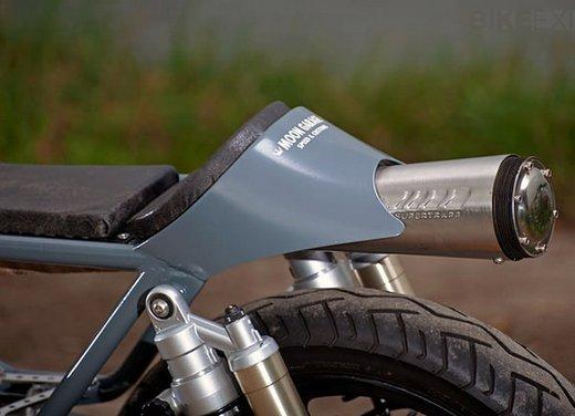 Moto Guzzi V50 Monza in versione custom giapponese - Foto 9 di 9