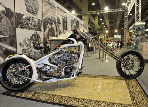 Motor Bike Expo 2012: moto ed anche auto a Verona - Foto 14 di 25