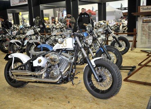 Motor Bike Expo 2012: moto ed anche auto a Verona - Foto 3 di 25
