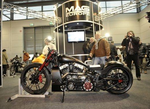 Motor Bike Expo 2012: moto ed anche auto a Verona - Foto 8 di 25