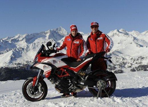Ducati  Multistrada, 1199 Panigale e Monster: finanziamenti speciali di Ducati Financial Services - Foto 1 di 15
