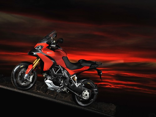 Ducati Multistrada 1200S PPHC nuove immagini - Foto  di