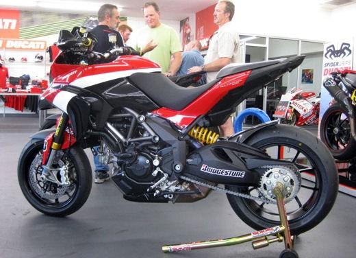 Ducati Multistrada 1200S alla Pikes Peak 2010 - Foto  di