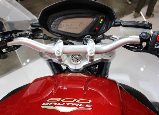 MV Agusta Brutale, la naked sportiva secondo MV - Foto 8 di 41