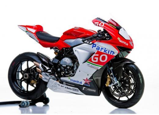 MV Agusta, podio Mondiale con la F3 675 cc