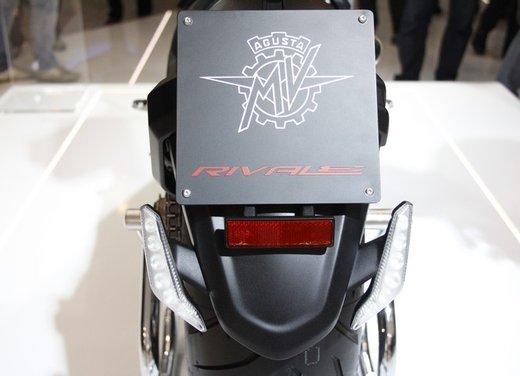MV Agusta Rivale 800 la moto più bella di Eicma 2012 - Foto 12 di 23