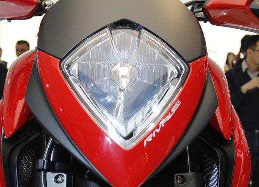 MV Agusta Rivale 800 la moto più bella di Eicma 2012 - Foto 16 di 23