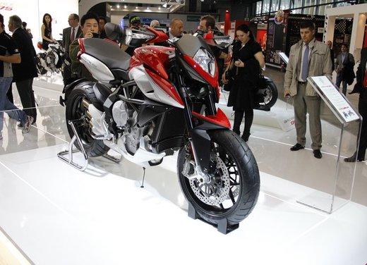MV Agusta Rivale 800 la moto più bella di Eicma 2012 - Foto 2 di 23