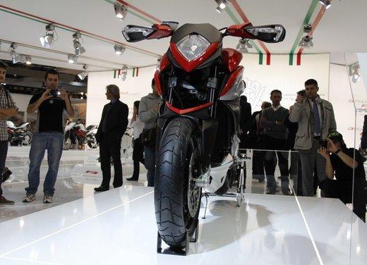 MV Agusta Rivale 800 la moto più bella di Eicma 2012 - Foto 3 di 23