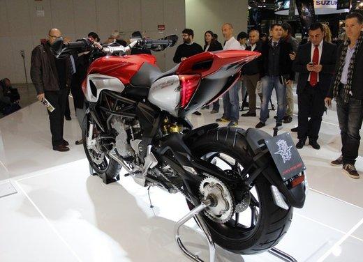 MV Agusta Rivale 800 la moto più bella di Eicma 2012 - Foto 5 di 23