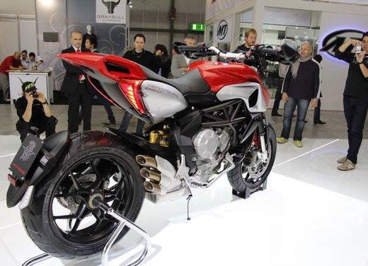 MV Agusta Rivale 800 la moto più bella di Eicma 2012 - Foto 7 di 23