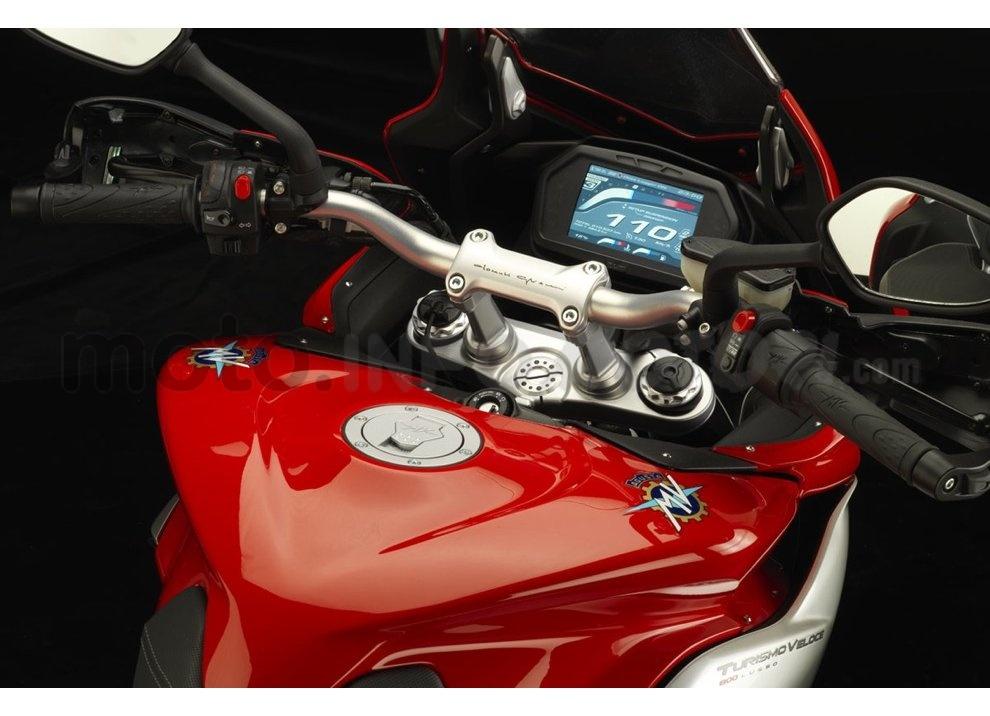 MV Agusta Turismo Veloce 800, Edition1 - Foto 8 di 11
