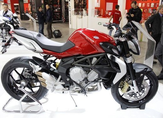 Eicma 2012, Salone del Motociclo a Milano - Foto 21 di 22