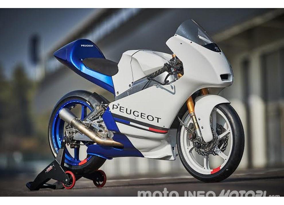 Nel 2016 Peugeot sarà presente nel Mondiale Moto3