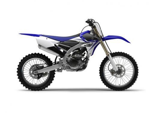 Novità 2014: ecco Yamaha da cross YZ250F e YZ450F - Foto 1 di 12