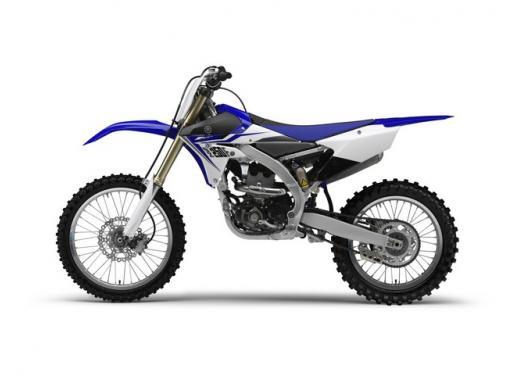 Novità 2014: ecco Yamaha da cross YZ250F e YZ450F - Foto 3 di 12
