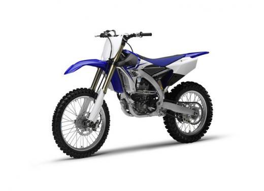 Novità 2014: ecco Yamaha da cross YZ250F e YZ450F - Foto 4 di 12
