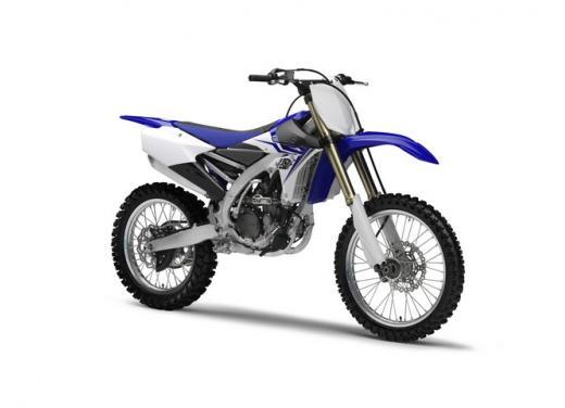 Novità 2014: ecco Yamaha da cross YZ250F e YZ450F - Foto 5 di 12