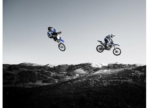 Novità 2014: ecco Yamaha da cross YZ250F e YZ450F - Foto 9 di 12