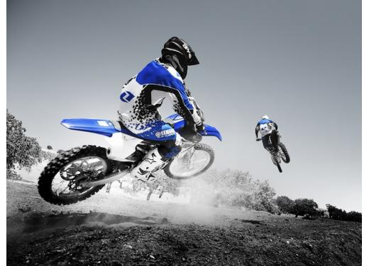 Novità 2014: ecco Yamaha da cross YZ250F e YZ450F - Foto 10 di 12