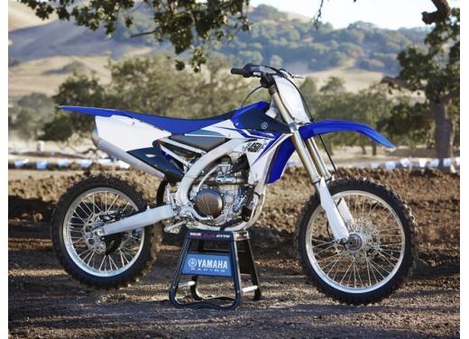 Novità 2014: ecco Yamaha da cross YZ250F e YZ450F - Foto 11 di 12