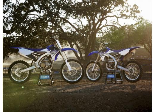 Novità 2014: ecco Yamaha da cross YZ250F e YZ450F - Foto 12 di 12