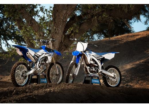 Novità 2014: ecco Yamaha da cross YZ250F e YZ450F - Foto 2 di 12