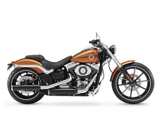 Novità Gamma Harley Davidson 2014 - Foto 4 di 15