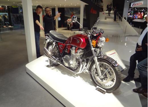 Novità moto Honda per Eicma 2013 - Foto 1 di 27