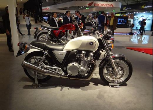 Novità moto Honda per Eicma 2013 - Foto 2 di 27
