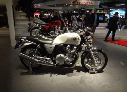 Novità moto Honda per Eicma 2013 - Foto 3 di 27