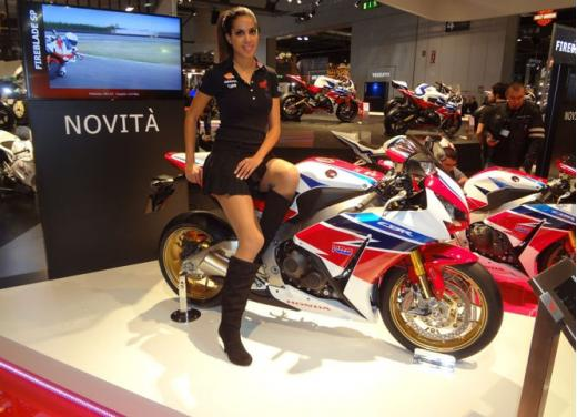 Novità moto Honda per Eicma 2013 - Foto 7 di 27