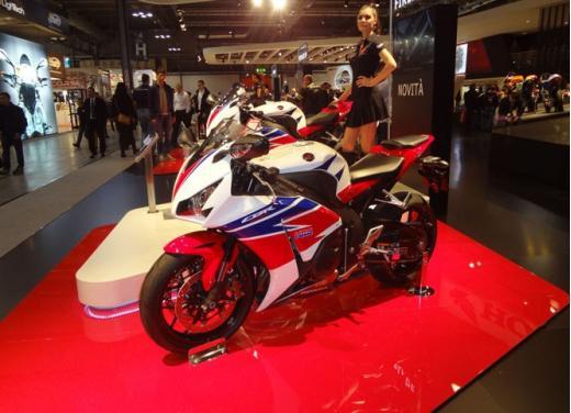 Novità moto Honda per Eicma 2013 - Foto 10 di 27