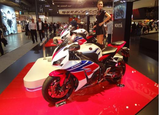 Novità moto Honda per Eicma 2013 - Foto 11 di 27