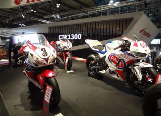 Novità moto Honda per Eicma 2013 - Foto 12 di 27