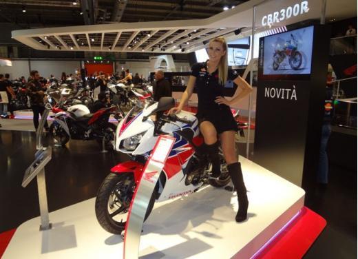Novità moto Honda per Eicma 2013 - Foto 13 di 27