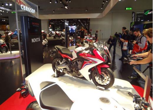 Novità moto Honda per Eicma 2013 - Foto 15 di 27