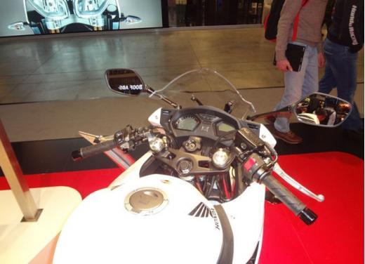 Novità moto Honda per Eicma 2013 - Foto 17 di 27