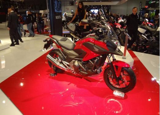 Novità moto Honda per Eicma 2013 - Foto 20 di 27
