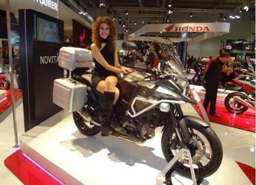 Novità moto Honda per Eicma 2013 - Foto 21 di 27