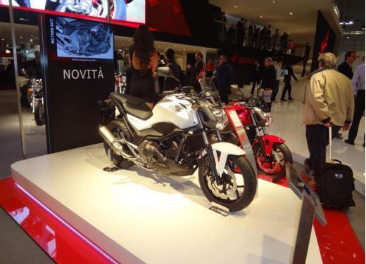 Novità moto Honda per Eicma 2013 - Foto 22 di 27