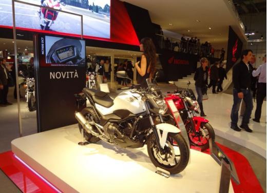 Novità moto Honda per Eicma 2013 - Foto 24 di 27