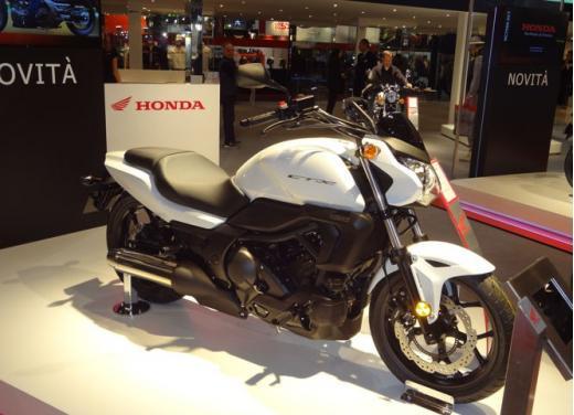 Novità moto Honda per Eicma 2013 - Foto 25 di 27